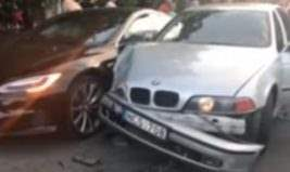 BMW и Тесла