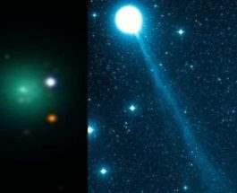 зеленая комета