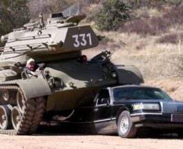 Арнольд Шварценеггер,танк