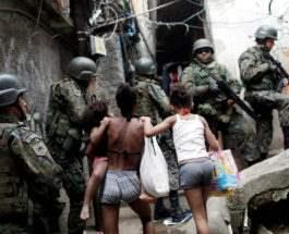 Бразилия убийства