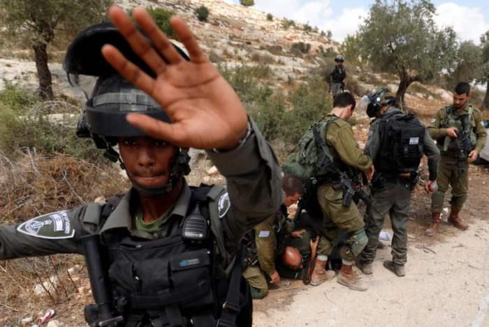 Израильские силы