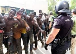 Иммигранты из Африки