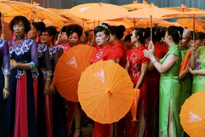 Китай культура
