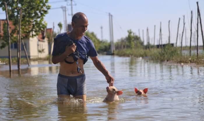 После тайфуна «Румби»