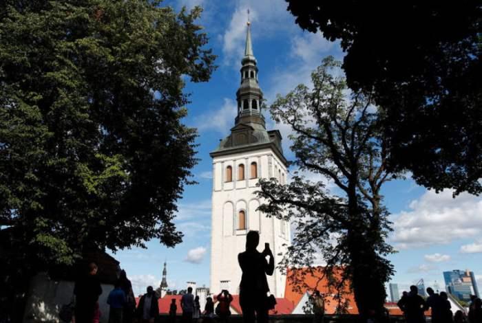 Св. Николая в Таллинне, Эстония.
