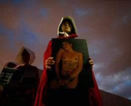Участники демонстрации по декриминализации абортов в Бразилии.