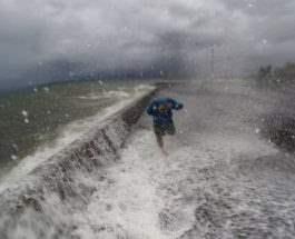 Филиппины наводнение