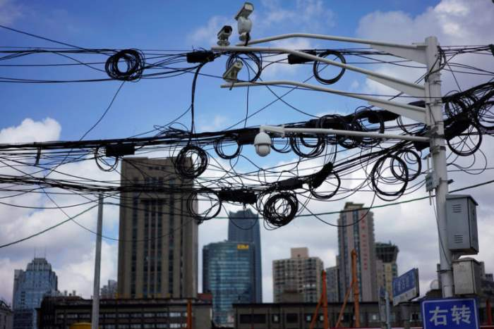 Хаос для электрика