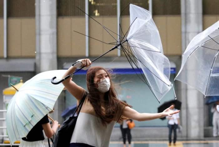 Шанхайский тайфун