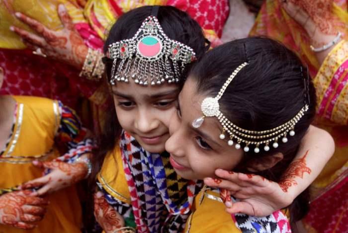дети пакистан