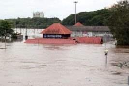 индия наводнения