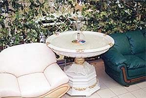 комнатный фонтан