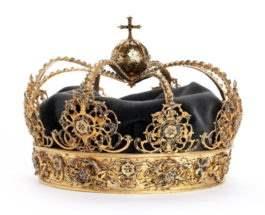 Корона Швеция