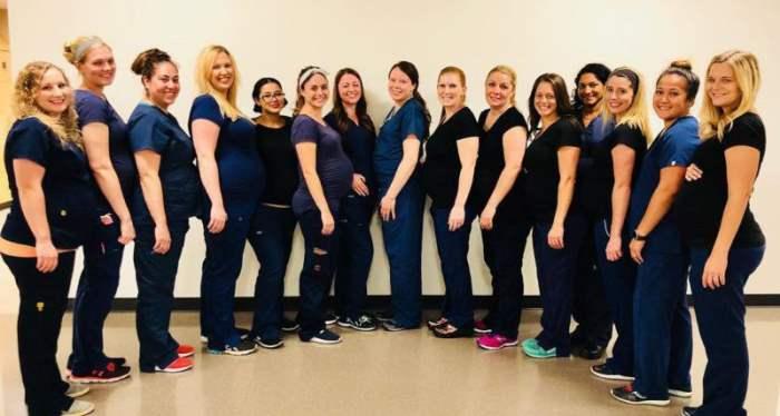 медсестры аризоны