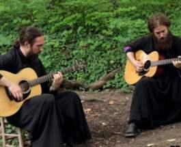 монахи айрон мэйден