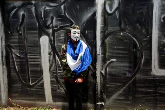 никарагуа протесты