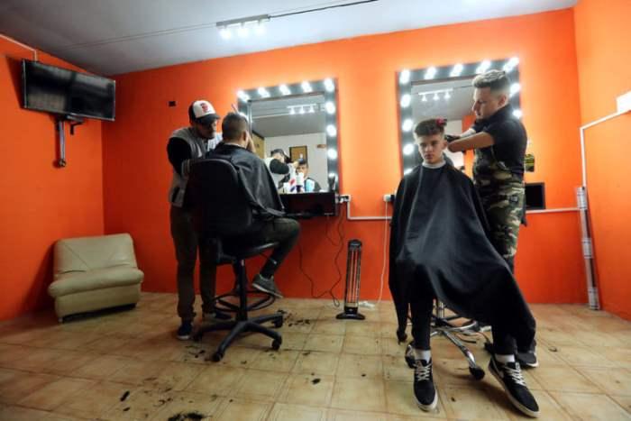 парикмахер из Буэнос-Айреса