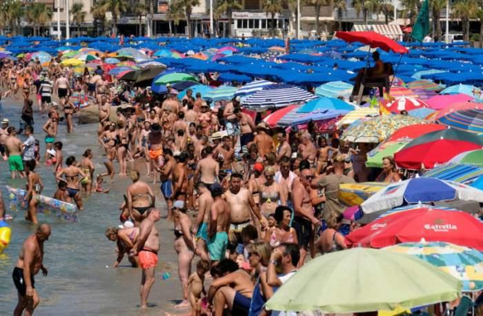 пляж испания