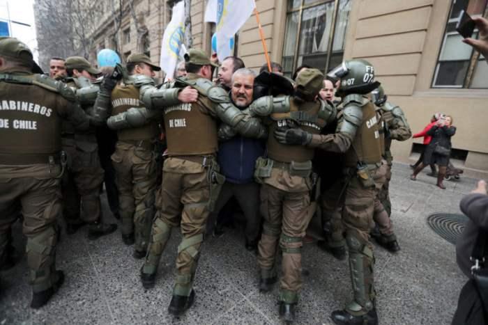 полиция сантьяго