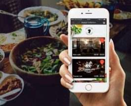 приложение для ресторана