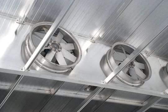системы вентиляции