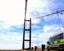 толкнули с моста