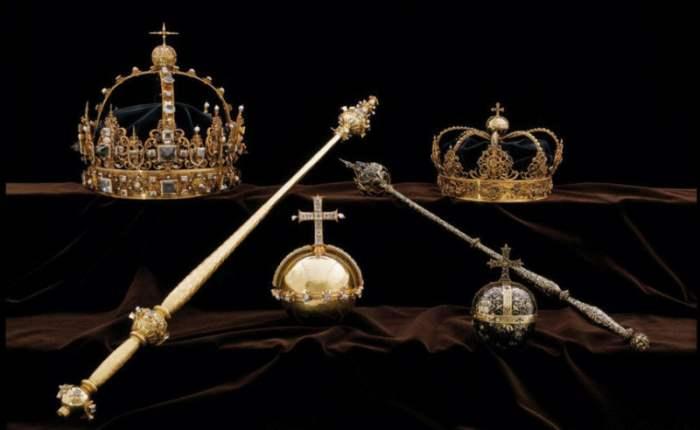 швеция корона