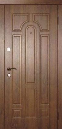 Входная дверь Эконом Арка Vinorit МДФ 10