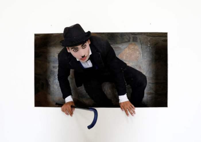 Афганский Чарли Чаплин