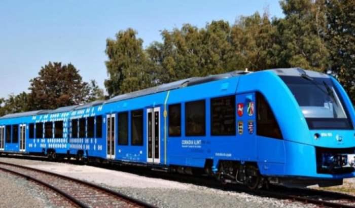 Водородные поезда