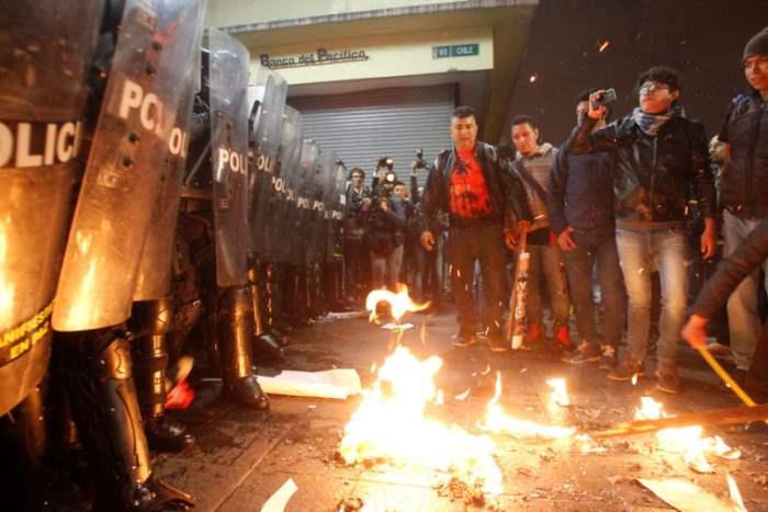 Момент протеста