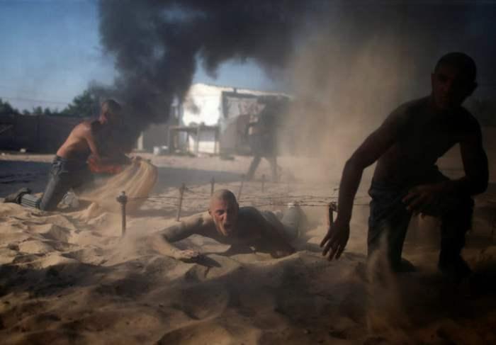 Палестинские курсанты
