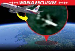 Пропавший MH370 обнаружен с помощью Google Maps в джунглях Камбоджи