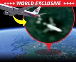 Пропавший MH370