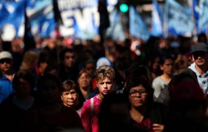 Протест против высоких цен