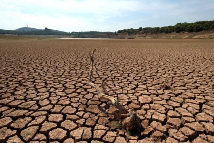 Сильная засуха