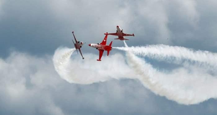 Турецкие военно-воздушные силы