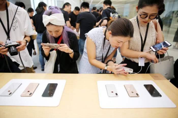 Фанаты Apple