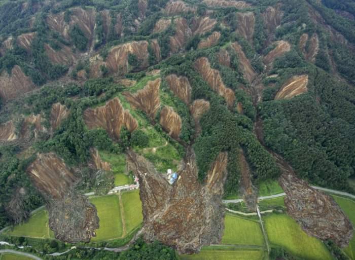 Япония стихия