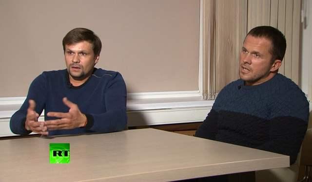 Баширов и Петров