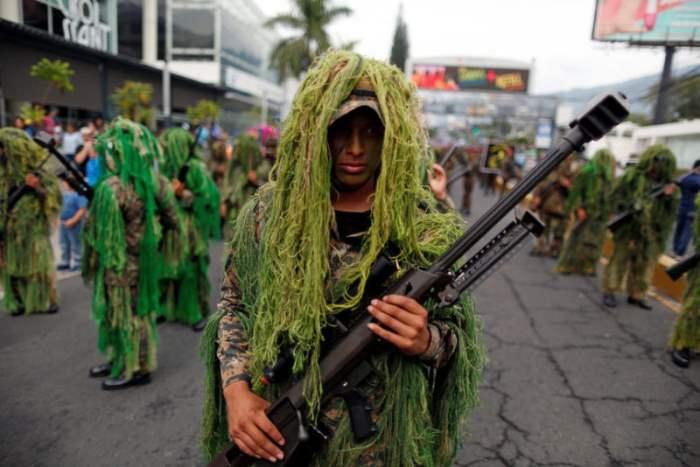 день независимости Сальвадора