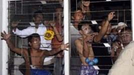 заключенные в индонезии