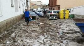 испания наводнение