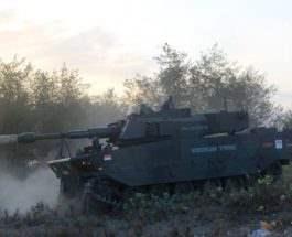 каплан танк