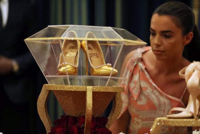 коллекция туфель