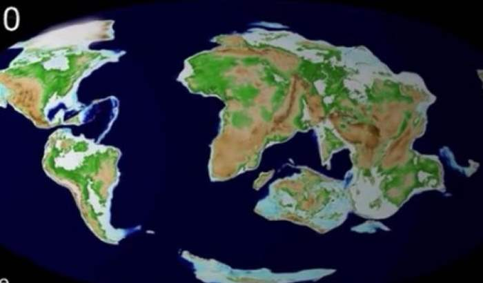 континенты,движение,геология