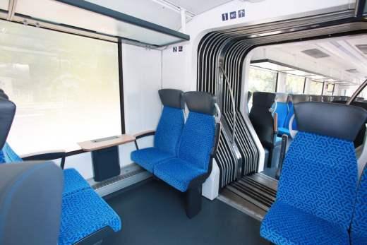 поезд на водлроде