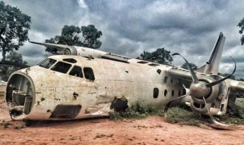 судан самолет