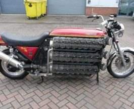48-цилиндровый мотоцикл