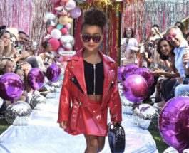 5-летняя дочь Ким Кардашян